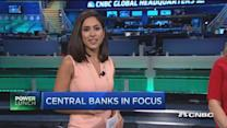 Central banks meet, focus on China