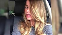 Sofia Vergara Goes Blonde For the Summer