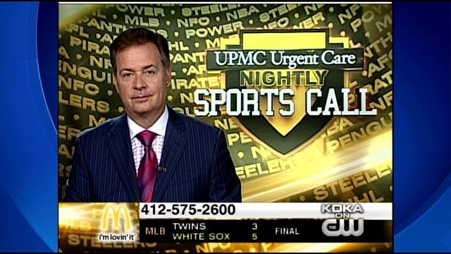 UPMC Urgent Care Nightly Sports Call: Mar. 31, 2014 (Pt. 2)