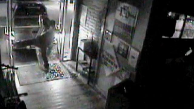 San Diego burglars mistake jukebox for ATM machine