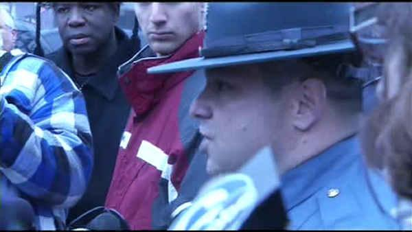News conference on Wilm. courthouse shooting