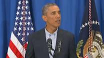 President Obama Addresses Michael Brown Shooting