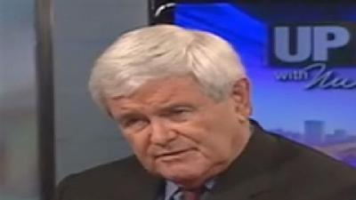 Web Extra: Mike Gousha's Complete Interview With Newt Gingrich