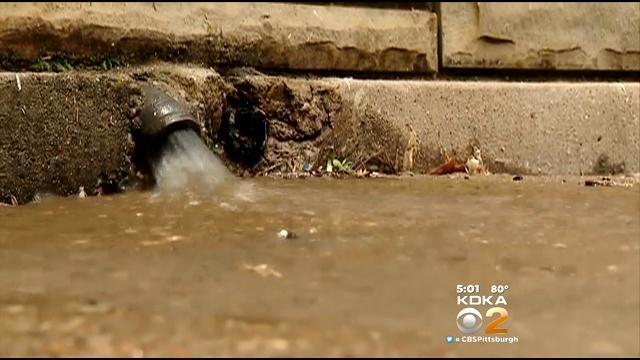 Residents Drying Out After Flooding In Bridgeville, Other Areas