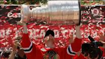 Thousands celebrate Blackhawks epic Stanley Cup win