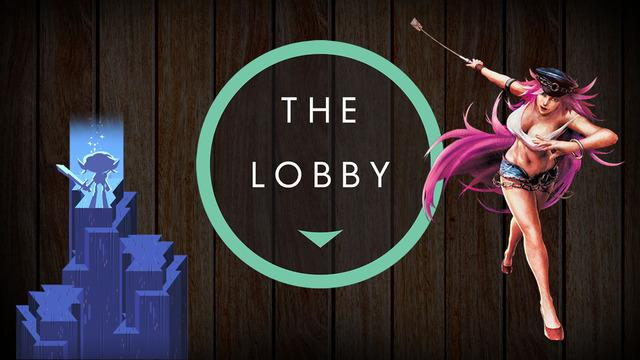 Ultra Street Fighter IV, Hack n' Slash - The Lobby