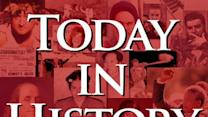 Today in History for Monday, February 25th