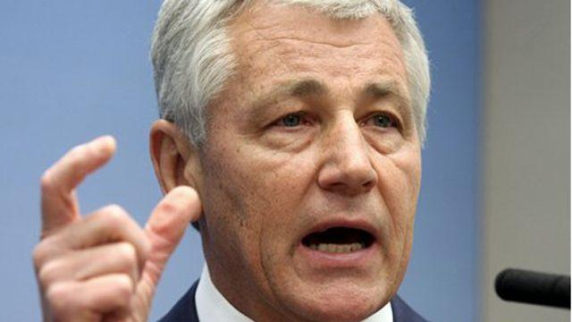 Obama likely to nominate Hagel as next defesne secy