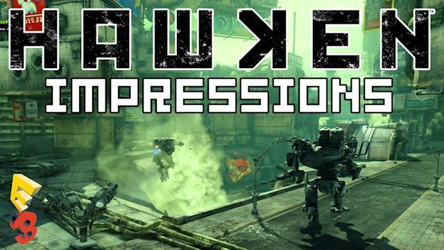 NEW Free to Play Shooter Hawken from E3 2012: First Gameplay Impressions - Rev3Games Originals