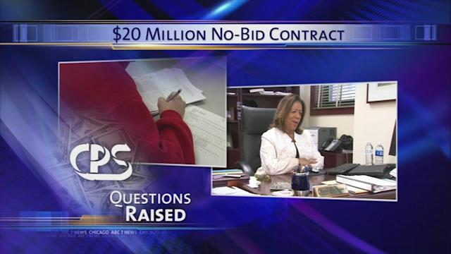 Questions over $20M no-bid CPS principal training contract