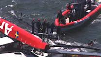 What will fatal accident mean for America's Cup?