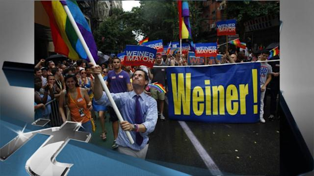 Anthony Weiner Breaking News: Anthony Weiner -- Publicly Scolded