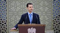 Syria's Assad Sworn In as U.S. Plans Rebel Traning