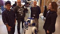 R2-D2 Will Be Fan-Made in STAR WARS EPISODE VII