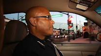 ABC7 News joins OPD Chief on exclusive ride along