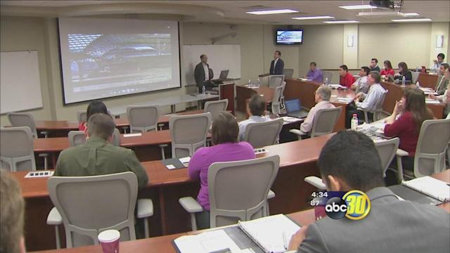 Spanish rail experts talk high-speed rail in Fresno