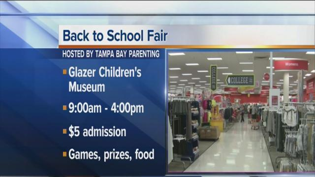 ABC Action News: Weekend Edition: Back to School Fair
