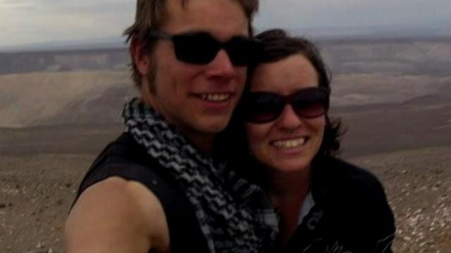 Young California Couple Missing in Peru