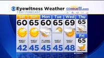Carol's Saturday Forecast (April 25, 2015)
