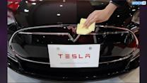 Tesla's Elon Musk Expects NHTSA To Clear Model S In Fires