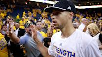 Under Armour hopes to ride Curry's golden performance