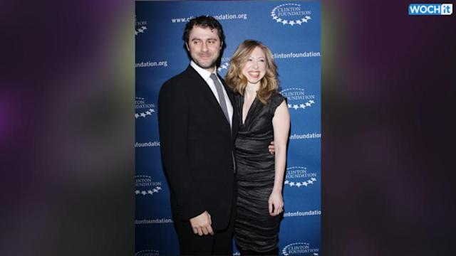 Chelsea Clinton Expecting First Child This Fall