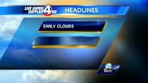 Dale's Thursday Forecast April 25, 2013