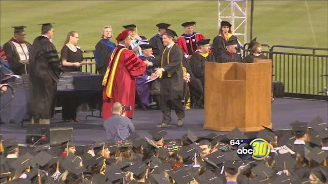 FPU makes history with off-campus graduation