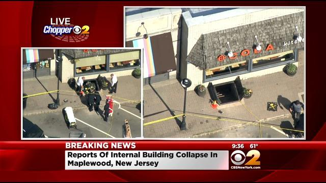 Reports Of Internal Building Collapse In Maplewood