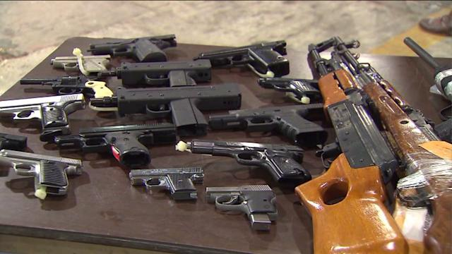 Illinois House passes concealed carry bill