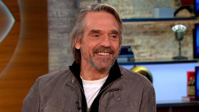Jeremy Irons on playing a sinful pope on