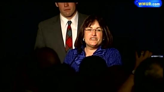 Raw Video: Annie Kuster's acceptance speech
