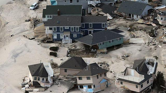 Study: Millions at Risk for Hurricane Damage