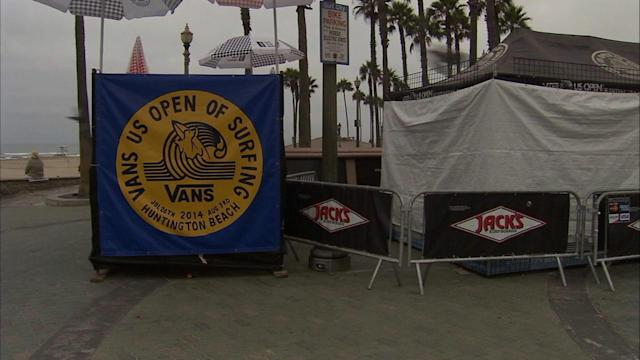 US Open of Surfing to draw thousands to Huntington Beach