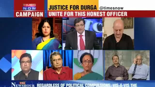Debate: India, come together for Durga - 1