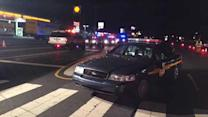 Delaware State Police cruiser hits pedestrian in Wilmington