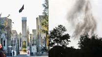Taliban attacks Presidential Palace in Afghanistan