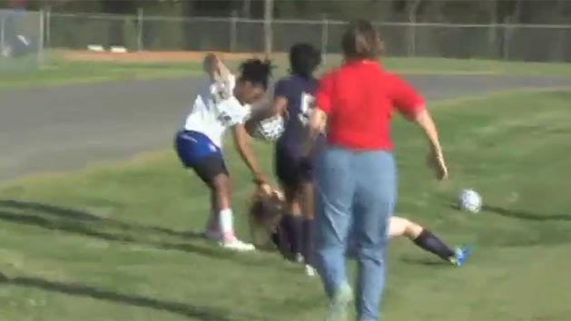Teen's brutal attack during soccer game