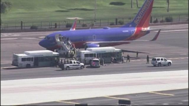 Southwest Airlines Flight Out of L.A. Divered to Phoenix After Possible Threat