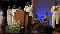 Easter Sunday services held across the region