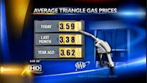 Rising gas prices frustrate drivers