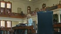 Texas Abortion Bill Filibustered