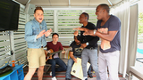 Olly Murs Talks Touring With One Direction and Performs His Single