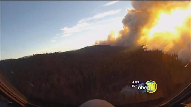 Burglars steal important firefighting tools from Forest Service