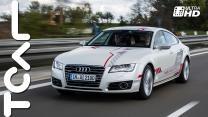 德國自動駕駛體驗 Audi A7 Piloted Driving Concept 海外試乘 - TCAR