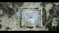 Satellite images show IS destruction of Syrian temple