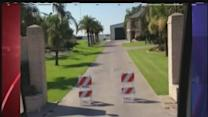 VIDEO Update: Texas family with world's largest backyard pool gets some unwanted visitors