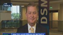 Happy with Q2 performance: DSM CEO