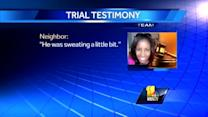 New tapes played for jury in Johnson trial