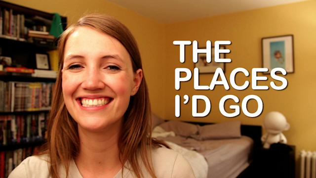 Vlog #185: The Places I'd Go